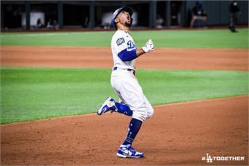 MLB/終結32年冠軍荒!道奇3:1擊敗光芒 奪隊史第七冠