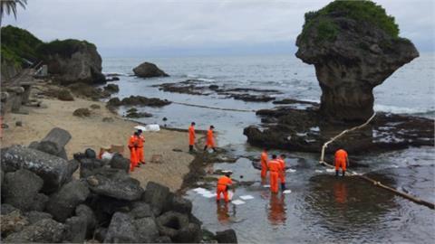 中油油管破裂危及海洋生態 屏東縣將求償