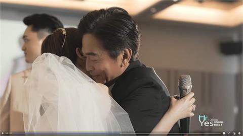 吳宗憲深夜洩「嫁女心情」!緊握愛女雙手喊話:永遠都要幸福