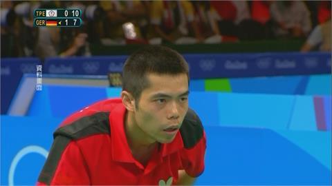 莊智淵輸1局後連拿4局 桌球男單晉級16強