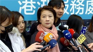 快新聞/王浩宇遭罷免後傳轉戰港湖 黃珊珊:相信市民非常有水準