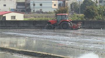 水情吃緊! 雲林春耕用水危機 啟動分區輪灌