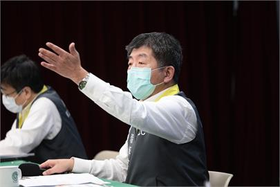 快新聞/謝志偉打完兩劑AZ想加打高端 陳時中:大使對國產疫苗抱著很大期待