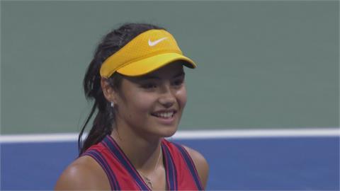 睽違22年 美網女單決賽上演青少女大對決
