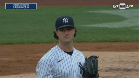 MLB/洋基王牌柯爾失5分被打爆 光芒36勝大聯盟第一