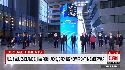 美英歐聯手控中國駭客網攻 拜登制裁「雷聲大雨點小」挨批