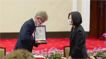 快新聞/韋德齊訪台遭中國威脅 歐盟官員:讓捷克人腰桿挺得更直