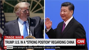 中國反擊加稅!道瓊一度重摔700點 拖累亞洲股市