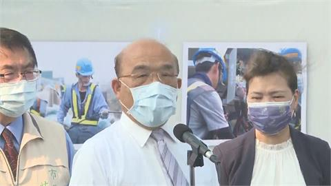 快新聞/中國再控台灣鳳梨含介殼蟲 蘇貞昌回嗆:不要客氣於給出相關科學證據