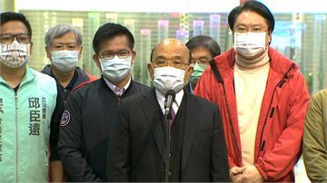 快新聞/王浩宇罷免案8萬4582票通過 蘇貞昌:尊重結果