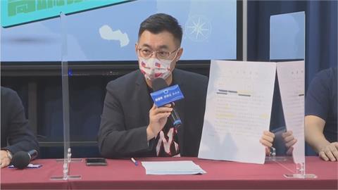 江啟臣質疑送高端給友邦 外交部這樣說