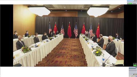 美中會談 蓬佩奧警告:北京將對話做為拖延戰術