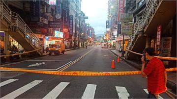 快新聞/汐止中興路傳出陣陣瓦斯味 警消拉起封鎖線封閉附近10公尺