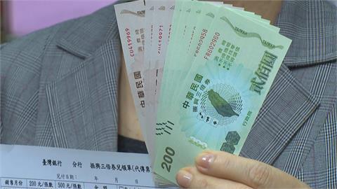 快新聞/英系立委聯手 籲全民免付千元直接發振興券