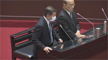中國軍機頻擾台!蘇貞昌:絕不讓任何國家侵門踏戶
