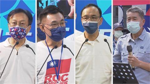 快新聞/稱張亞中猶如「男版洪秀柱」 黃光芹籲江啟臣若為藍營著想應退選