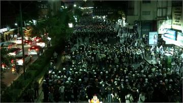 泰國民眾示威最後通牒!要求總理帕拉育3天內下台