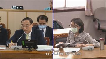 國民黨立委吳怡玎自爆 住家遭調查局搜索