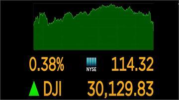 川普不滿振興方案 華爾街股市漲跌互見