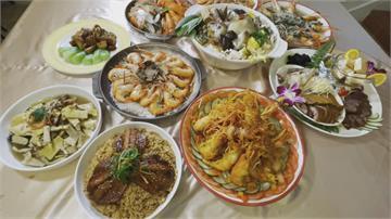 三鮮、糖醋、蒲燒蝦膏飯  「泰國蝦年菜」 外送宅配到家