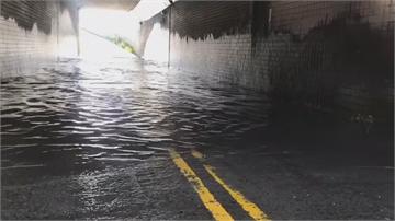 宜蘭冬山地下道「沒雨也淹」 台電:不是我們的問題