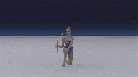 韻律體操世界盃! 俄雙胞胎姊妹再演自家對決戲碼