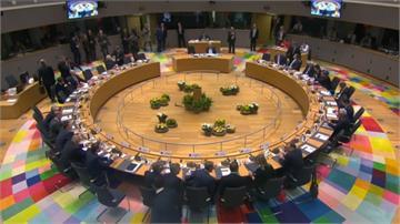 歐盟峰會登場 27國領袖討論延後脫歐