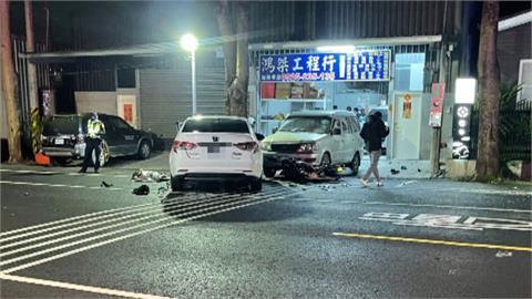 駕駛聽導航指示迴轉 害19歲騎士撞車送命