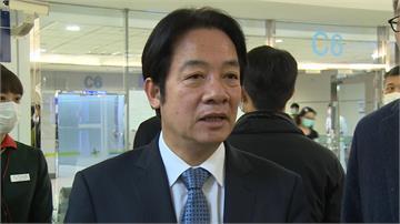快新聞/李孟居案是「押人在先強迫告白在後」 賴清德:中國勿天真以為台灣人會相信