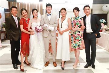 蘇晏霈《多情城市》數度披婚紗!喊話:以後結婚簡單就好
