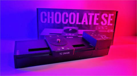 小巧易用、可隨身攜帶的運鏡利器!洋蔥工廠巧克力SE電動滑軌開箱