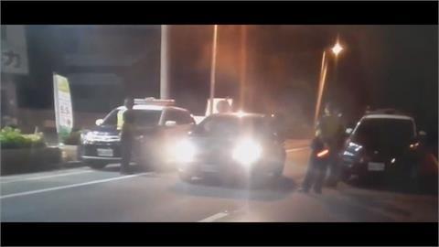 酒駕不分國籍 台越印泰一夜4起遭查獲