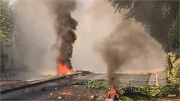 民眾示威爆警民衝突 印尼封鎖社群媒體