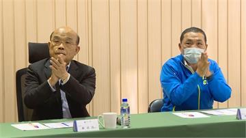 快新聞/中國稱抓數百台諜 蘇貞昌:台灣走過恐怖年代 知道透明有人權的政府多麼好