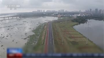 水位超越歷史紀錄!中國洪災拉警報 鄱陽湖流域多處潰堤
