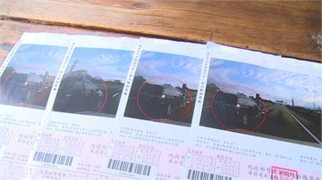 1分鐘被開3張罰單 駕駛不滿怒嗆搶錢