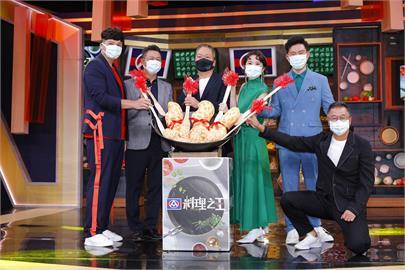 《料理之王2》風光開播!Lulu擔綱主持人 透露未來「婚禮一條龍」計畫