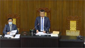 """國民黨團提抗中2案 """"台美復交.請美協防""""通過"""