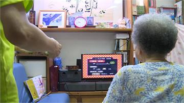 超強!98歲嬤當「電玩高手」 連孫子都打不贏