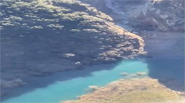 大南溪上游崩塌形成堰塞湖 暫無立即危險