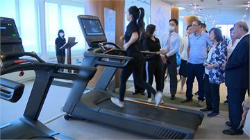 台灣健身器材一哥 不畏疫情挑戰全球最大!