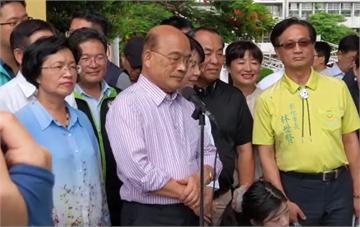 快新聞/公視國際頻道爭議「高層3人請辭」 蘇貞昌: 政府懂得拿捏分際