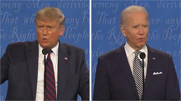 再次篩檢陰性、戴口罩入場美最終總統辯論祭禁音措施 川普轟不公平