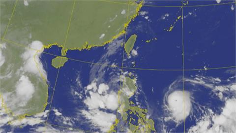 強颱璨樹路徑東修「恐從台東登陸」週六到下週一風雨最大!