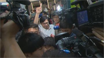 快新聞/陳其邁大贏李眉蓁42萬票 依法當選10日內就職