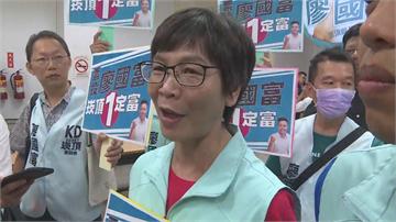 快新聞/蔡壁如:我不會參選高市長 積極整合無黨籍出線