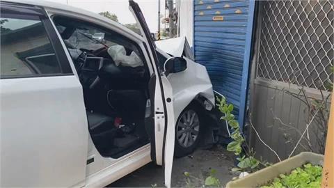 快新聞/台東市驚悚對撞 休旅車內嬰兒顱內出血搶救無效身亡