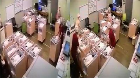 6.5地震撼全台!竹北產後護理之家遇強震 超專業「護寶寶」動作曝光