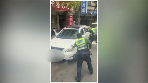 毒品通緝犯拒攔檢 萬華警匪追逐爆槍戰
