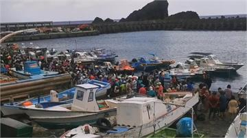快新聞/東北季風影響 台東往返綠島、蘭嶼船班今日全停航